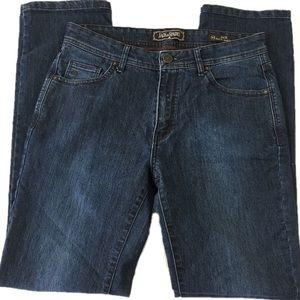 Jack Spade Men's Jeans classic Fit Straight Leg 33